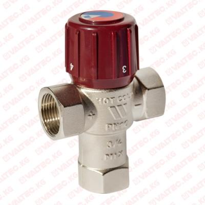 Термостатистический смесительный клапан Watts для ГВС