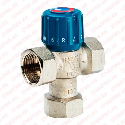 """Термостатистический смесительный клапан 1"""" (25 мм) Watts"""