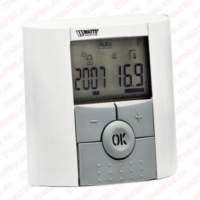 Комнатный термостат BTDP программируемый на батарейках Watts