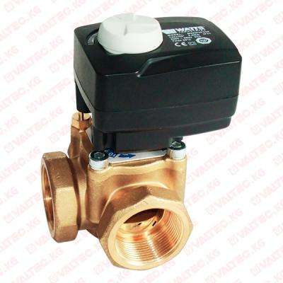 Трехходовой  смесительный клапан  с приводом V3GB Watts
