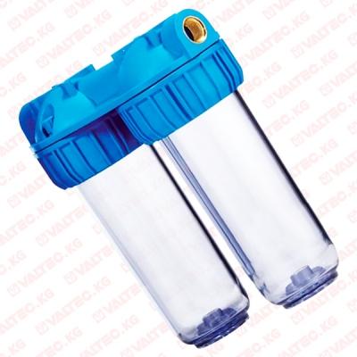 Фильтр двойной, пластиковый Senior duplex plus 3p-afo bx-as ATLAS