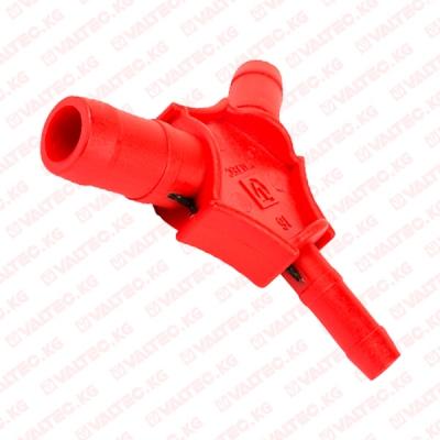 Калибратор для м/п трубы с ножками для снятия фаски 16х20х26 мм Valtec