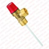 """Предохранительный клапан для защиты от превышения  температуры и давления с функцией сброса избыточного давления 3/4"""" (20 мм) Watts"""