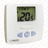 Электронный комнатный термостат с ЖК-дисплеем Watts