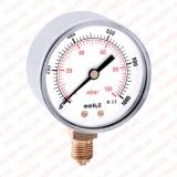 Манометр радиальный на газ 63 мм Watts