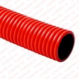 Гофрированная труба (красная) РТП