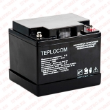 Аккумулятор герметичный свинцово-кислотный TEPLOCOM